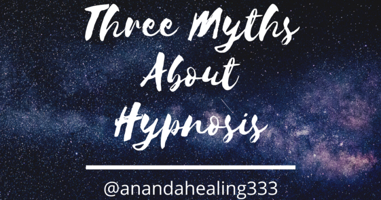 3 myths about hypnosis
