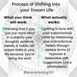 shifting the subconscious mind
